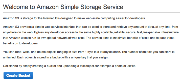 A Beginner's Guide to Amazon S3 and Web Hosting | small data